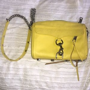 Rebecca Minkoff Crossbody Yellow